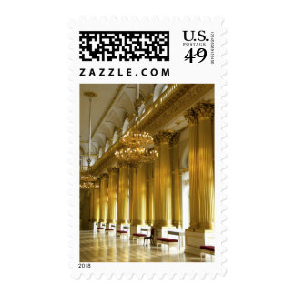 Russia, St. Petersburg, Winter Palace, The Stamps