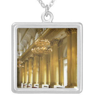 Russia, St. Petersburg, Winter Palace, The Silver Plated Necklace