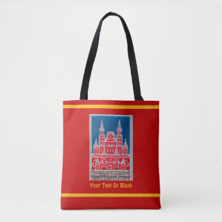 Russia State History Museum Znachok Tote Bag