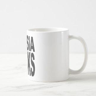 Russia Sucks Coffee Mug