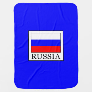 Russia Swaddle Blanket