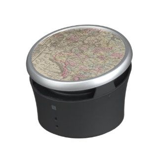 Russia, Sweden, Norway 2 Bluetooth Speaker