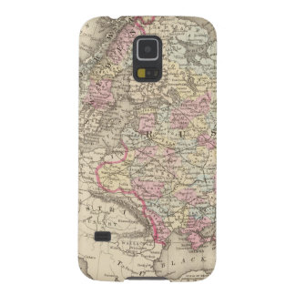 Russia, Sweden, Norway 2 Case For Galaxy S5