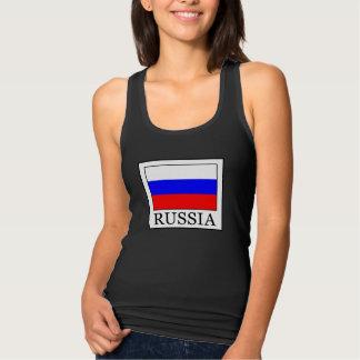 Russia Tank Top