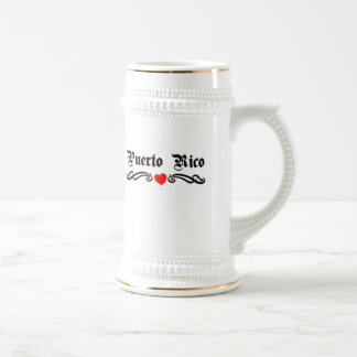 Russia Tattoo Style 18 Oz Beer Stein