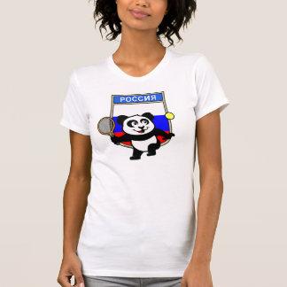 Russia Tennis Panda T-Shirt