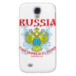 Russia The World is Ours Мир Наш! Galaxy S4 Covers