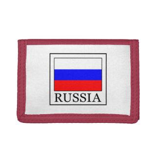 Russia Tri-fold Wallets