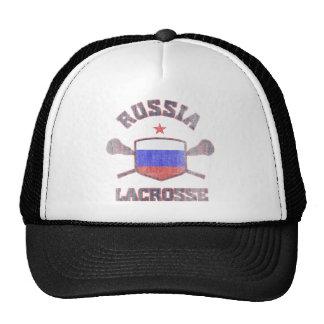 Russia-Vintage Trucker Hat