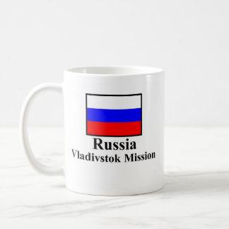 Russia Vladivostok Mission Drinkware Coffee Mug