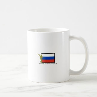 RUSSIA VLADIVOSTOK MISSION LDS CTR COFFEE MUG