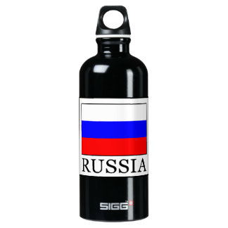 Russia Water Bottle