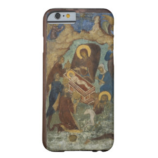 Russia, Yaroslavl, fresco in Cathedral of St. 2 Barely There iPhone 6 Case