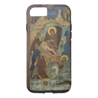 Russia, Yaroslavl, fresco in Cathedral of St. 2 iPhone 8/7 Case