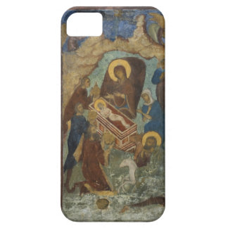 Russia, Yaroslavl, fresco in Cathedral of St. 2 iPhone SE/5/5s Case