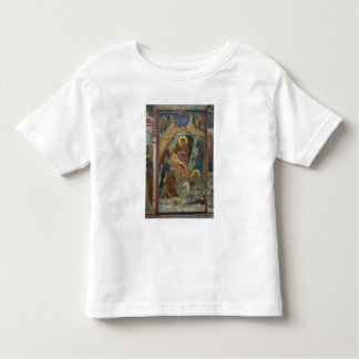 Russia, Yaroslavl, fresco in Cathedral of St. 2 T Shirt