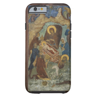 Russia, Yaroslavl, fresco in Cathedral of St. 2 Tough iPhone 6 Case