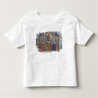 Russia, Yaroslavl, fresco in Cathedral of St. T Shirt