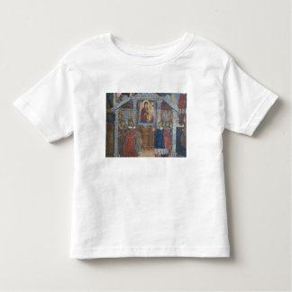 Russia, Yaroslavl, fresco in Cathedral of St. Tee Shirt