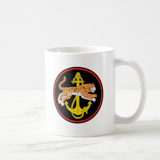 Russian 155th Marine Brigade, shoulder patch Coffee Mug