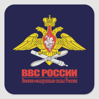 Russian Air Force Emblem Stickers