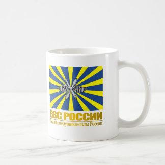 """Russian Air Force Flag"" Mug"