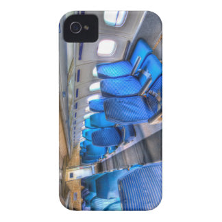 Russian Airliner Seating iPhone 4 Case-Mate Case