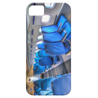 Russian Airliner Seating iPhone SE/5/5s Case
