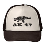 Russian AK 47 hat design