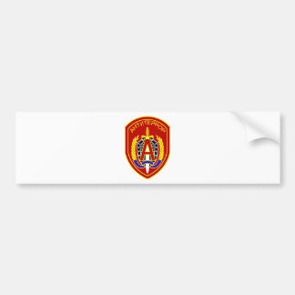 Russian Alfa Group Bumper Sticker
