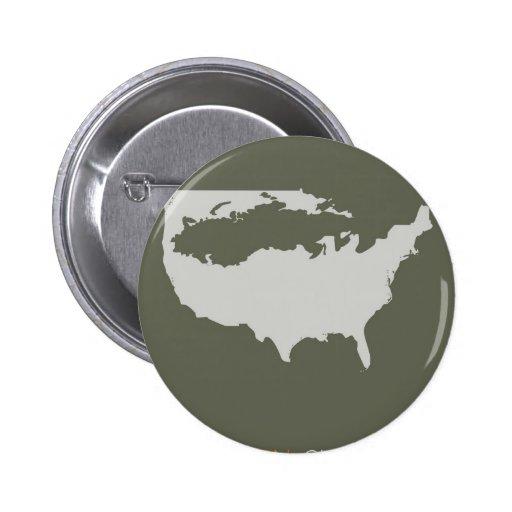 Russian America Pin