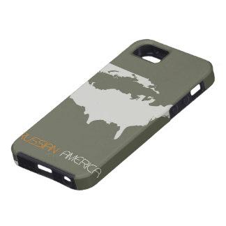 Russian America iPhone 5 Case