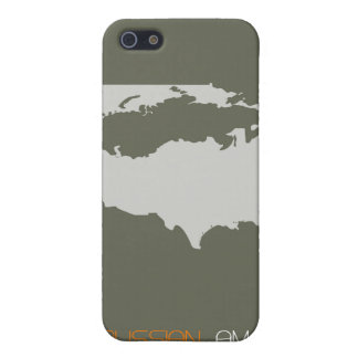 Russian America Cases For iPhone 5