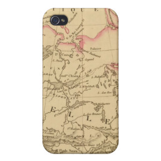 Russian America, New Britain and Canada iPhone 4 Covers