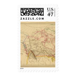 Russian America, New Britain and Canada Postage