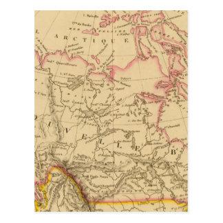 Russian America, New Britain and Canada Postcard
