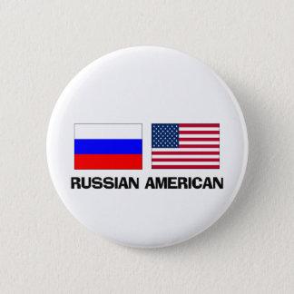 Russian American Button