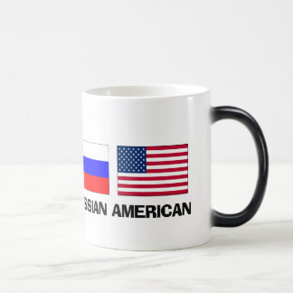 Russian American Magic Mug