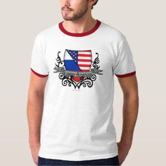 Russian-American Shield Flag Shirt