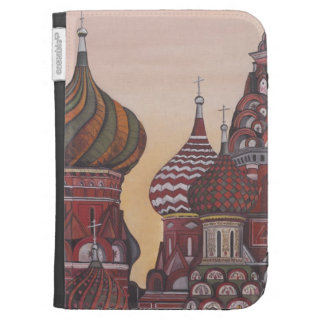 Russian Architecture Case For Kindle