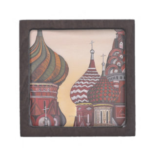 Russian Architecture Gift Box