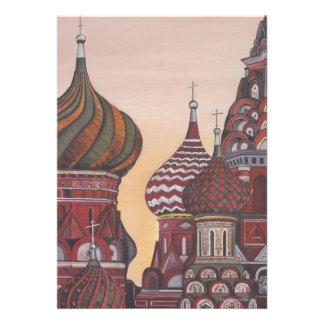 Russian Architecture Invites