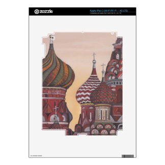 Russian Architecture iPad 3 Skin