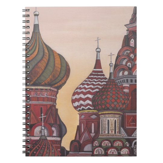 Russian Architecture Notebook