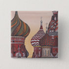 Russian Architecture Pinback Button