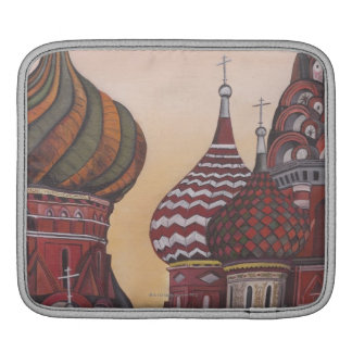 Russian Architecture Sleeve For iPads