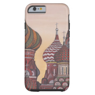 Russian Architecture Tough iPhone 6 Case