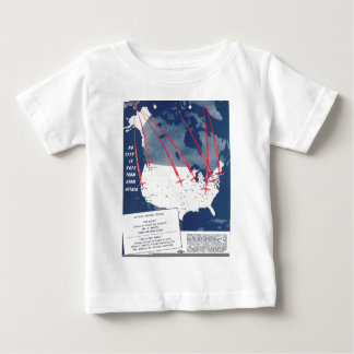 Russian Atomic Threat Baby T-Shirt