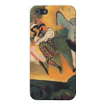 Russian ballet by August Macke iPhone 5 Covers