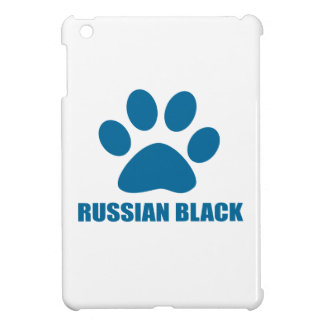 RUSSIAN BLACK CAT DESIGNS iPad MINI COVERS